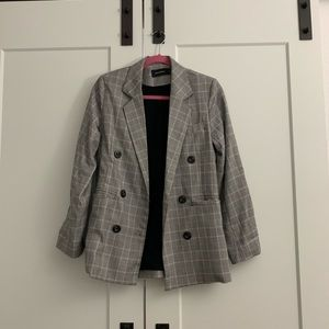 MinkPink Double Breasted Blazer